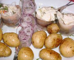 Rezept Matjes Matjessalat oder Heringsalat von la lunica strega - Rezept der Kategorie Vorspeisen/Salate