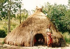 Lopo - Timor traditional house  The typical Central Timor traditional house. The photo was taken in Kapan, a village next to Soe - Central T...