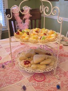 Tea Party for little girl