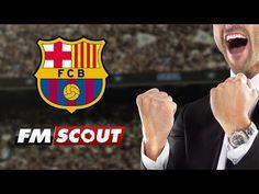Tactic Tuesday - Barcelona ( Tika Taka) - Football Manager 2016 - YouTube
