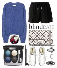 Who is he? by eclectic-chic on Polyvore featuring polyvore fashion style Étoile Isabel Marant Givenchy Converse Chanel Topshop women's clothing women's fashion women female woman misses juniors blinddate