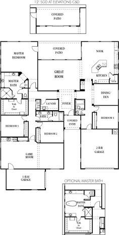1000 images about dream floor plans on pinterest new for Dream kitchen floor plans