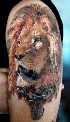 Tattoo #lion