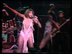 Tina Turner - Nice and Rough - Live
