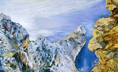 Lighthouse Bay at Adalia  Artist:Jacek Malczewski Year:1884…