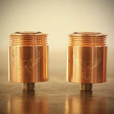 Copper patriot in stock! This is a nice piece of shiny and an awesome functioning atomizer. #Padgram