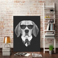 Upcoming arriving Modern Abstract Black White Vintage Italy Mafia Animals Dog Canvas Painting Wall Pictures For Living Room No Frame now available for sale US $4.98 with free delivery  you may see this excellent piece not to mention even more at the web site      Have it now on this site >> http://thegallery.store/products/modern-abstract-black-white-vintage-italy-mafia-animals-dog-canvas-painting-wall-pictures-for-living-room-no-frame-5/,  #Gallery