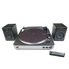 Audio-Technica: AT-LP60 Turntable + Audioengine A2+ Spe – TurntableLab.com
