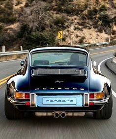 Singer Vehicle Design #Porsche 911. #porsche911 #911