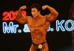 Lee Seung Chul (이승철, Korean Bodybuilder) / 2008 Mr.Korea