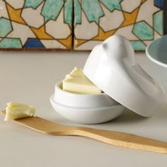 Chick Butter dish