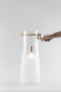 Unique Well Light Inspired By Traditional Water Wells | DigsDigs