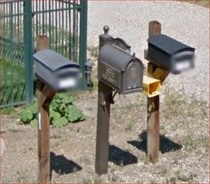 mailbox Letter Boxes, Mailbox, Communication, Stamps, Letters, Outdoor Decor, Home Decor, Seals, Mail Drop Box