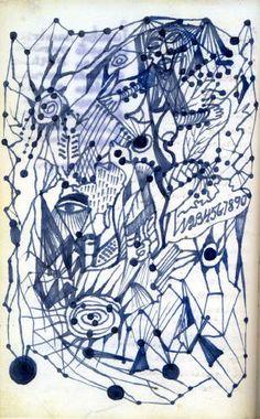 The Diary of Frida Kahlo, An Intimate Self-Portrait #fridakahlo