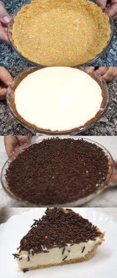 Torta de limão com chocolate: sobremesa incrível é fácil de fazer e fica irresistível #TORTA #tortadelimão#comida #culinaria #gastromina #receita #receitas #receitafacil #chef #receitasfaceis #receitasrapidas