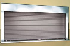 Integral Frame and Sill Fire Counter Doors - 662