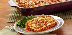 Classic Bolognese Lasagna