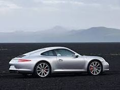 Oh that is nice. Porsche 911. One of the most gorgeous cars on the road.