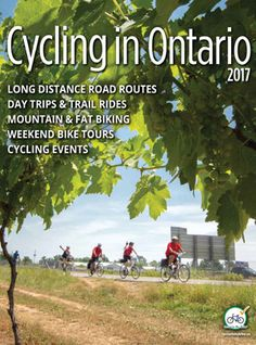 CYCLING IN ONTARIO - download guide provided by OntarioTravel.net