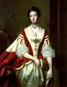 La Condesa de Dartmouth. Reynolds. Neoclasicismo. S. XVIII.