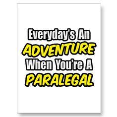 Everyday's An Adventure...
