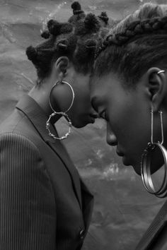 As an ex photographer and film maker I find black women extremely beautiful. Photo Portrait, Portrait Photography, Black Girl Magic, Black Girls, Black Girl Aesthetic, Looks Black, My Black Is Beautiful, Black People, Creative Photography