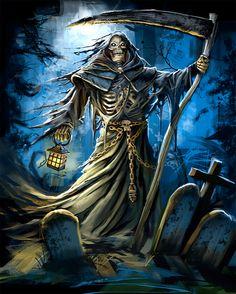 Grim Reaper - Grimbro