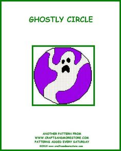 Ghostly Circle 1/2