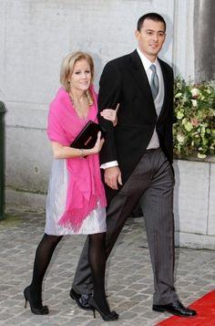 Nicolas et une amie Mariage de Carlos et Anne-Marie