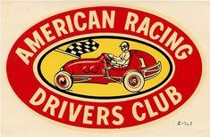 Nostalgic Racing Decals