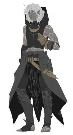 Dragon Age,фэндомы,Dragon Age 2,Fenris,DA персонажи,drisrt