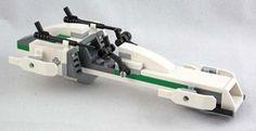 Star Wars Lego Speeder from Clone Trooper Battle Pack #7913
