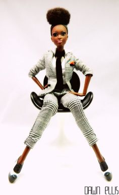 I never see Black natural hair dolls in the store. I want some…