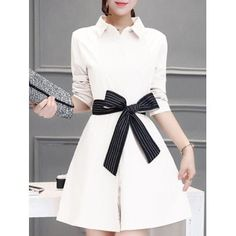 SHARE & Get it FREE | A Line Long Sleeve Shirt Work DressFor Fashion Lovers only:80,000+ Items·FREE SHIPPING Join Dresslily: Get YOUR $50 NOW!