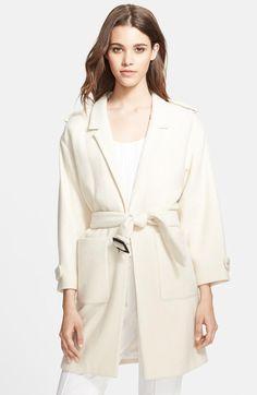 Oversized Cashmere Wrap Coat http://picvpic.com/women-coats-jackets-coats/oversized-cashmere-wrap-coat#natural~white