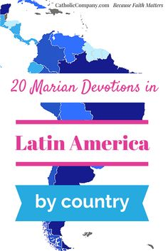 20 Marian Devotions in Latin American by Country