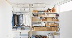 I want a Muji house! Or a Muji closet will do :)