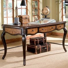 I pinned this North Hampton Writing Desk from the Heritage & Vintage event at Joss and Main!