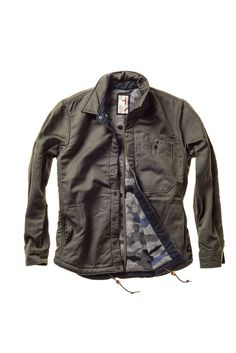 parajumpers desert windbreaker jacket army green