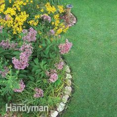 DIY::How To Build A Rain Garden In Your Yard   Step By Step
