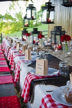 pinterest table setting ideas | How to Set the Perfect Summer Dining Table |