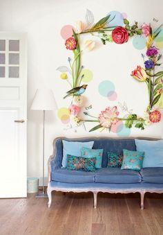 Painel de papel de parede PIP Studio - Seize the day