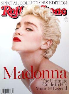 Revista Rolling Stone lança edição especial só da Madonna (via madonnaonline)