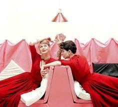 1954 Vogue fashion