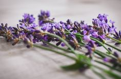 Lavender has so many amazing properties. It's scent can help us feel calm and relaxed, and it's also believed to be anti-inflammatory. So why not make lavender infused butter to top onto a delicious chocolate cake?!