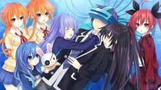 Anime Date A Live Yuzuru Yamai Kaguya Yamai Miku Izayoi Yoshino (Date A Live) Tohka Yatogami Kotori Itsuka Shido Itsuka Wallpaper Date A Live, Inuyasha Fan Art, Pirate Movies, Anime Date, Mysterious Girl, Mecha Anime, Kawaii, Cute Anime Pics, Cg Art