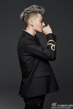 Tao on the first mini digital album with 2 glorious photos Btob, Vixx, K Pop, The Wicked The Divine, Tao Exo, Huang Zi Tao, Chanyeol Baekhyun, Xiuchen, Kim Minseok