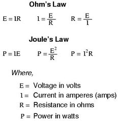 DC Circuit Equations and Laws : Useful Equations And Conversion Factors - Electr. - Electrical DC Circuit Equations and Laws : Useful Equations And Conversion Factors – Electronics Textbook - Electrical Symbols, Electrical Work, Electrical Projects, Electrical Installation, Physics Formulas, Physics And Mathematics, Electronic Engineering, Electrical Engineering, Chemical Engineering