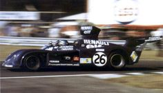 1975 Alpine A 441 C Renault (1.997 cc.) (A)  Marie-Claude Beaumont  Lella Lombardi