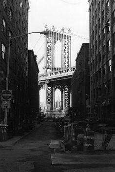 Manhattan Bridge / Empire State Building